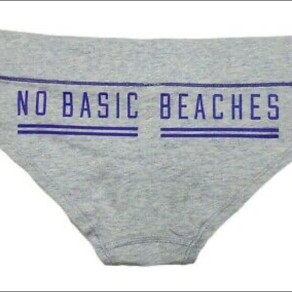 no basic beaches VS PINK ~ NWT